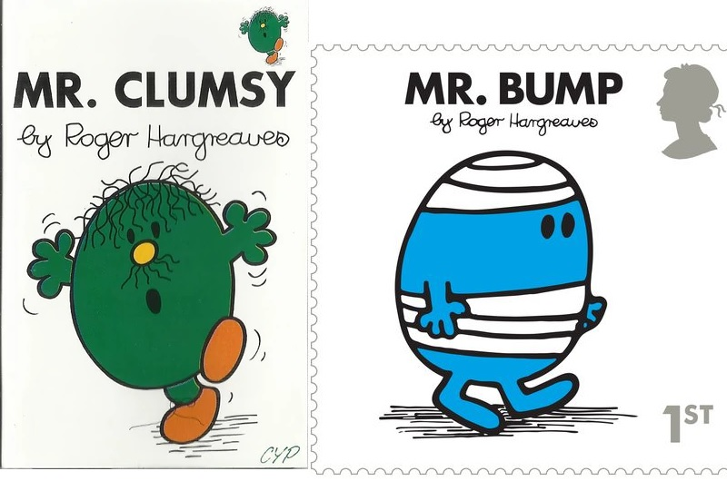 Mr Men Duo
