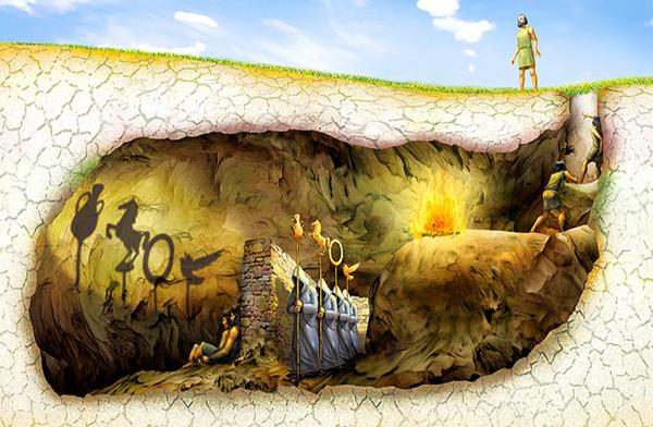 Plato's Cave Allegory